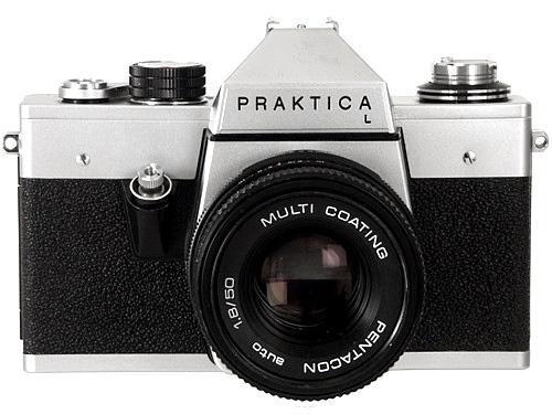 Lippisches kamera museum praktica l