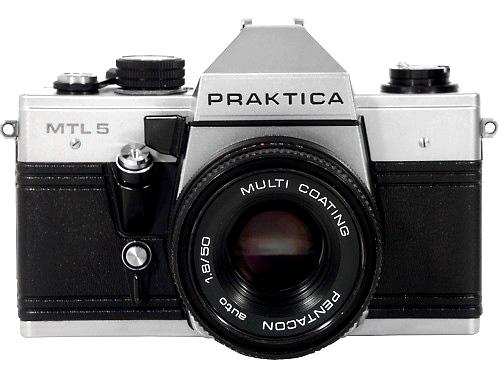 Lippisches kamera museum praktica mtl5