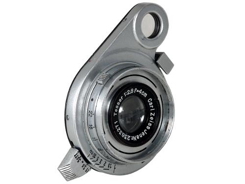 Carl Zeiss Entfernungsmesser : Lippisches kamera museum carl zeiss jena tessar mm