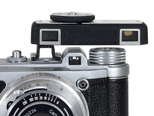 Lippisches kamera museum entfernungsmesser certo certos modell a